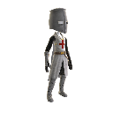 Templar Crusader Outfit