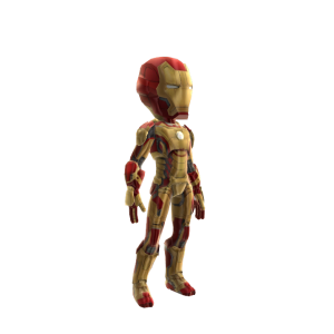 Armadura de Iron Man Mark XLII