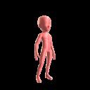 Spandex Suit - Pink