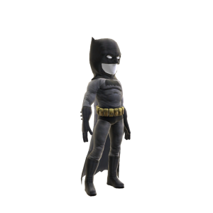 The Dark Knight Returns Batman Costume 
