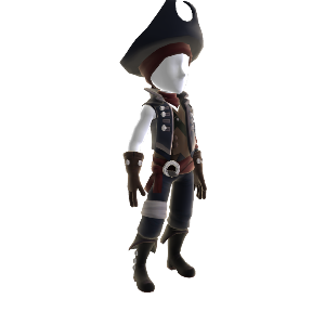Male Mercenary Outfit
