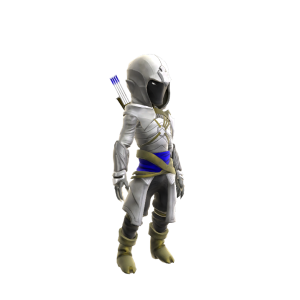 White Archer Ninja