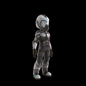 Mech Armor - White