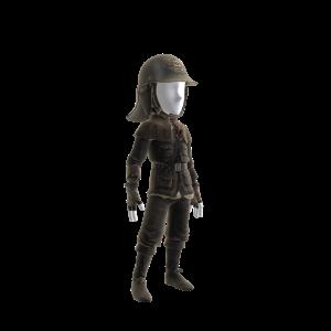Thief - Guard Costume
