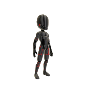 Stealth Power Suit