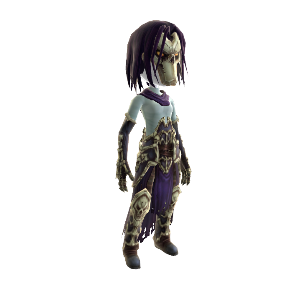 Darksiders II - Necro-corazza