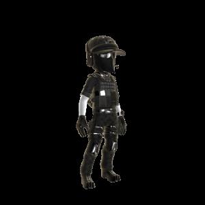 Obsidian Military Operator