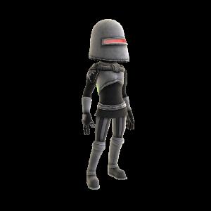 Outfit der Alpha-Abteilung