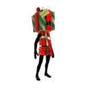 Present Box Costume