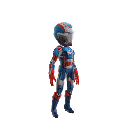 Armure Iron Patriot