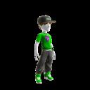 Casual Gamer - Green