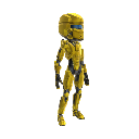 Warrior Armor - Gold
