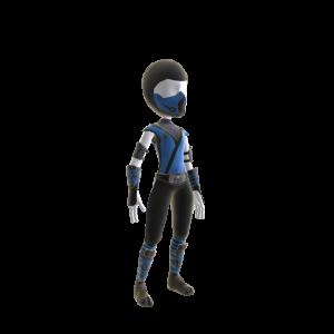 Sub-Zero Outfit