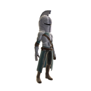Forossa Lion Knight Outfit