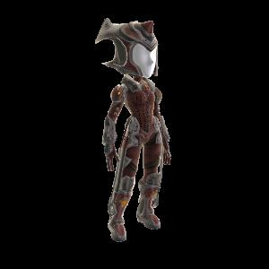 Queen Myrrah Armor