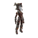 Queen Myrrah Armor 