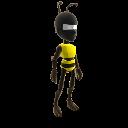 NinjaBee Costume