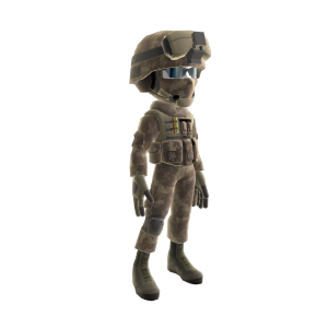 Army Ranger-uniform
