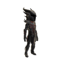 Armure daedra Skyrim