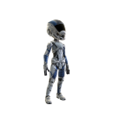 Mass Effect: Andromeda Avatar Outfit