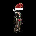 Holiday Ninja - Red
