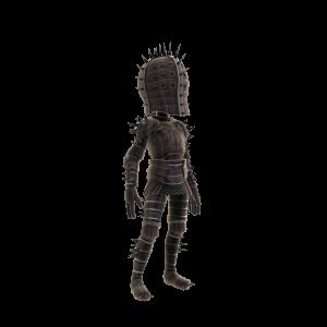 Armor of Thorns Costume