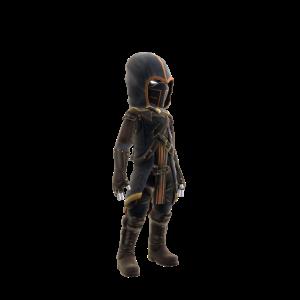 Armed Ninja Vigilante