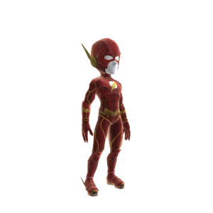 Traje do The Flash