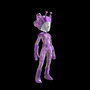 Butterfly Gem Costume