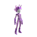 Butterfly Gem Costume