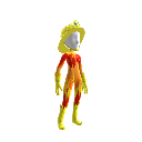 Flame Gem Costume