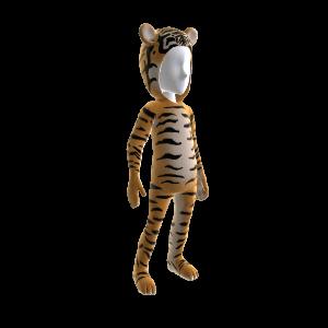 Déguisement tigre du Bengale