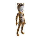 Royal Bengal Tiger Suit 