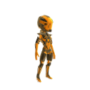 Transparent Demon Armor