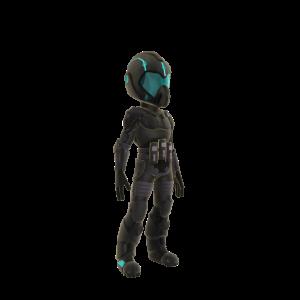 Mech Armor - Black