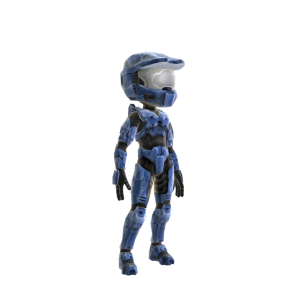 Halo Spartan Armor - Blue 