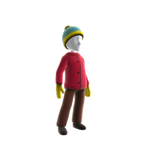 Eric Cartman Outfit