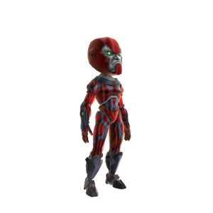 Manhunter Costume