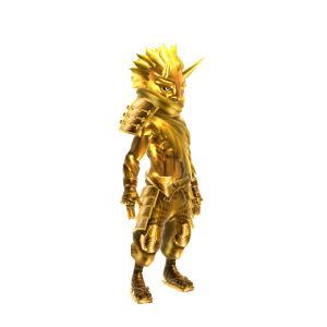 Golden Oni Ninja