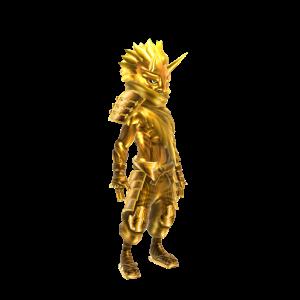 Golden Oni Ninja