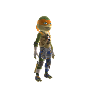 Michelangelo Costume