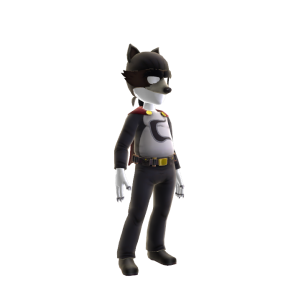 Coon Costume