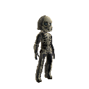 Onyx Skeletal Armor