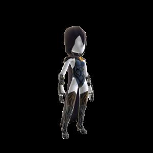 Raven-Kostüm
