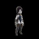 Raven kostuum