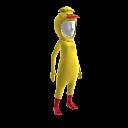 Duck Suit