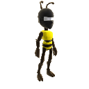 NinjaBee-Kostüm