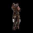 Dark Infernal Armor