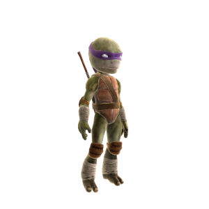 TMNT: DLO - Costume de Donatello