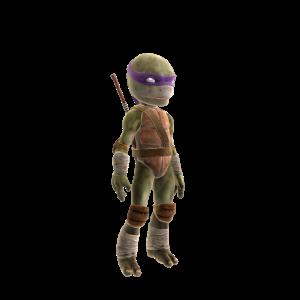 TMNT: DLS - Traje de Donatello